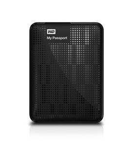 Western Digital My Passport Black 1 TB,E...