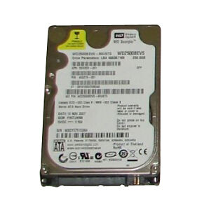 Western Digital Scorpio Blue 250 GB,Inte...