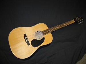 Westerngitarre-MORGAN-W-104N-NEU