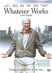 Whatever Works (DVD, 2009)