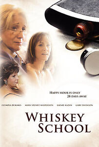 Whiskey School (DVD, 2007)