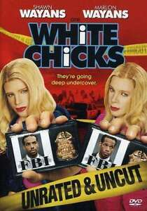 White Chicks (DVD, 2004, Unrated)