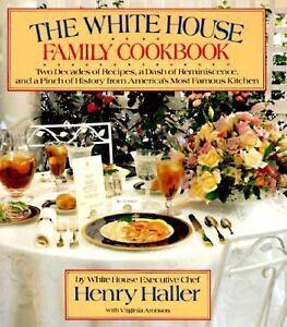 White House Family Cookbook Virginia Aronson