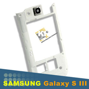 Chassis Camera Lens Cover Repair for Samsung Galaxy S3 I9300 | eBay