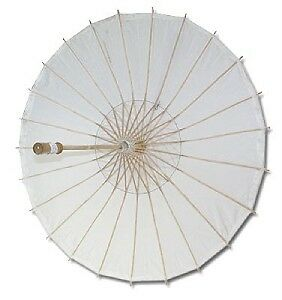 Lace Parasol, Wedding Umbrellas, White Parasol