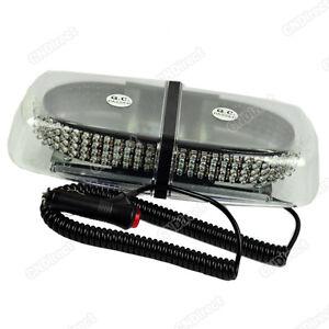 magnetic roof top car truck led strobe light bar block lamp 240 ebay. Black Bedroom Furniture Sets. Home Design Ideas