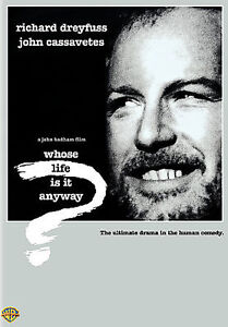 Whose Life is It Anyway? (DVD, 2007)