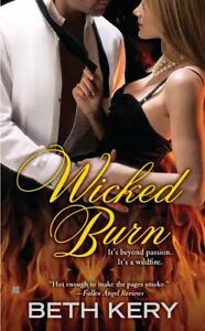 Wicked Burn by Beth Kery (2012, Paperbac...