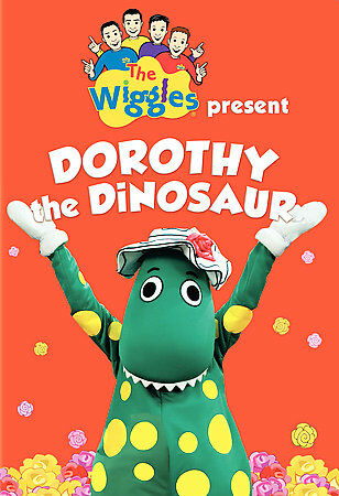 Wiggles Presents Dorothy the Dinosaurs Memory Book DVD, 2009 Wiggles Dorothy The Dinosaur Dvd