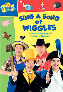 The Wiggles - Sing a Song of Wiggles (DV...