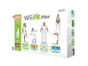 Wii Fit Plus [Bundle]  (Wii, 2009)