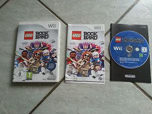 Wii-Spiel-Lego-Rock-Band