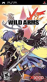 Wild Arms XF  (PlayStation Portable, 200...