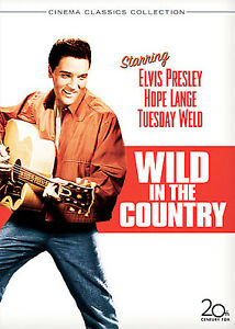 Wild in the Country (DVD, 2002)