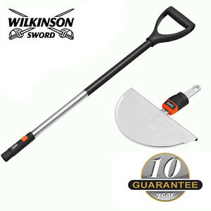 Wilkinson sword grass border lawn edger professional for Professional gardening tools