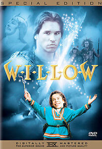 Willow (DVD, 2003, Special Edition; Chec...