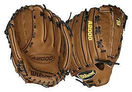 "Wilson Pro Stock A2000 XLC-ST leather 12 1/2"" baseball glove NEW RHT w/Tags in Sporting Goods, Team Sports, Baseball & Softball 