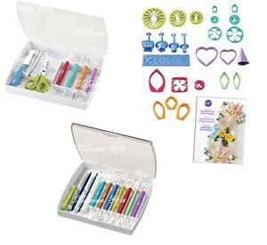 Gum Paste Supplies http://www.ebay.com/itm/Wilton-Cake-Decorating-Supplies-Fondant-Gum-Paste-Flower-Make-Tools-Set-Kits-/290721007411