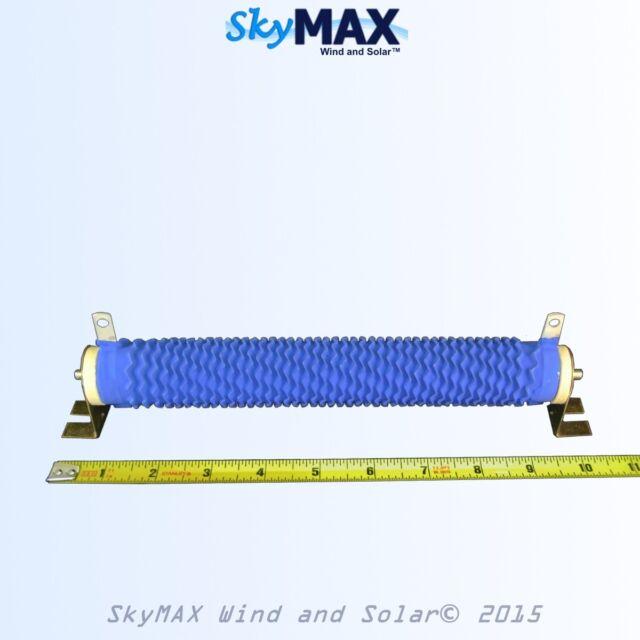 3 Dump divert load resistors 300 watt 10.4 ohm for 48 volt wind turbine  HD DIY