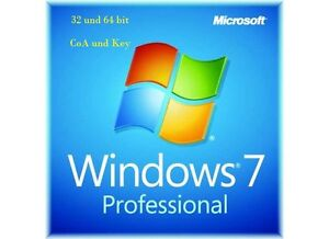 Windows-7-Professional-32-und-64-bit-Coa-Key-DVD-SP1