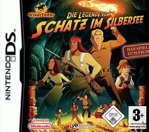WinneToons-Die-Legende-vom-Schatz-im-Silbersee-Game-gebraucht