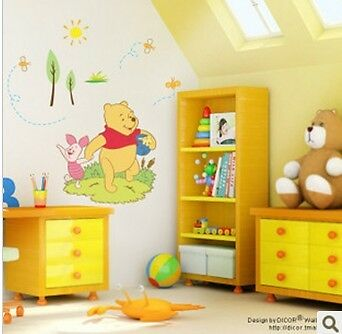 Decor Decorative Wall Paper Art Sticker Decal Nursery/Kids Room