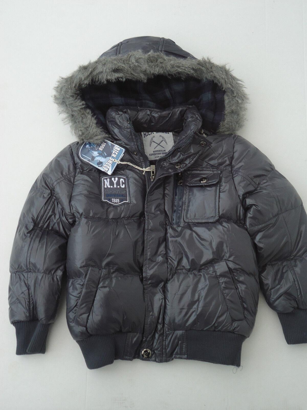 winterjacke jungen winter jacke gr 104 158 ebay. Black Bedroom Furniture Sets. Home Design Ideas