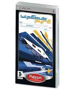 WipEout Pure for Sony PSP