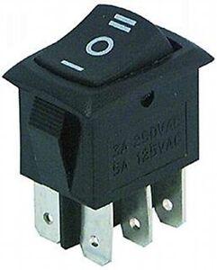 Wippenschalter-Mini-Ein-Aus-Ein-Schalter-6-Kontakte-2-x-UM-I-0-II