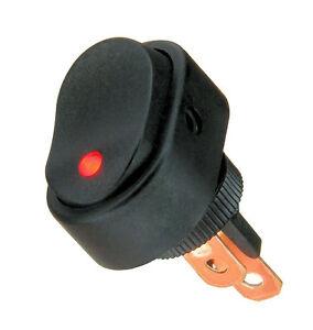 Wippschalter-beleuchtet-LED-rot-12V-20A-1-polig-KFZ-Schalter-Kippschalter