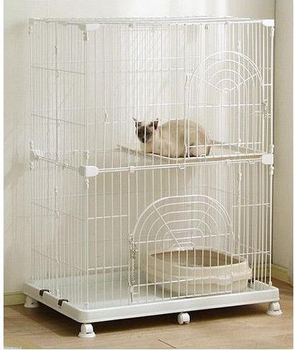 ★ Wire Small Animal Cage PEC-902 Cat Cage Cat Tower WHITE (301498) in Pet Supplies, Small Animal Supplies | eBay