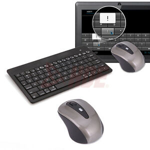 Are more bluetooth keyboard and mouse for tablet description quality
