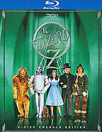 The Wizard of Oz (Blu-ray Disc, 2009, 3-...