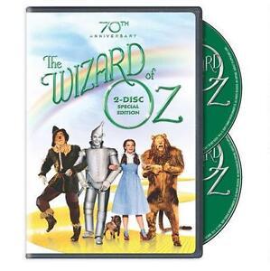 The Wizard of Oz (DVD, 2009, 2-Disc Set,...