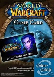 WoW-Game-Card-60-Tage-Gametimecard-Sofort-Spielzeit