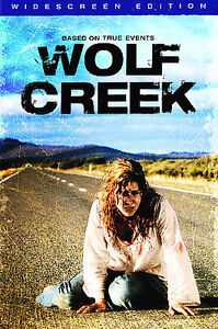Wolf Creek (DVD, 2006, R-rated Version)