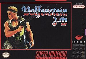 Wolfenstein 3d  (Super NES, 1994)