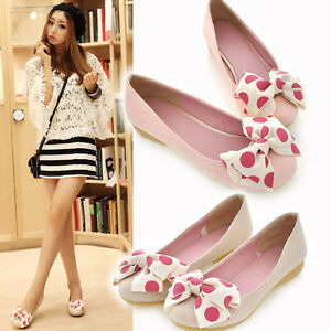 Girl Flat Shoes Images