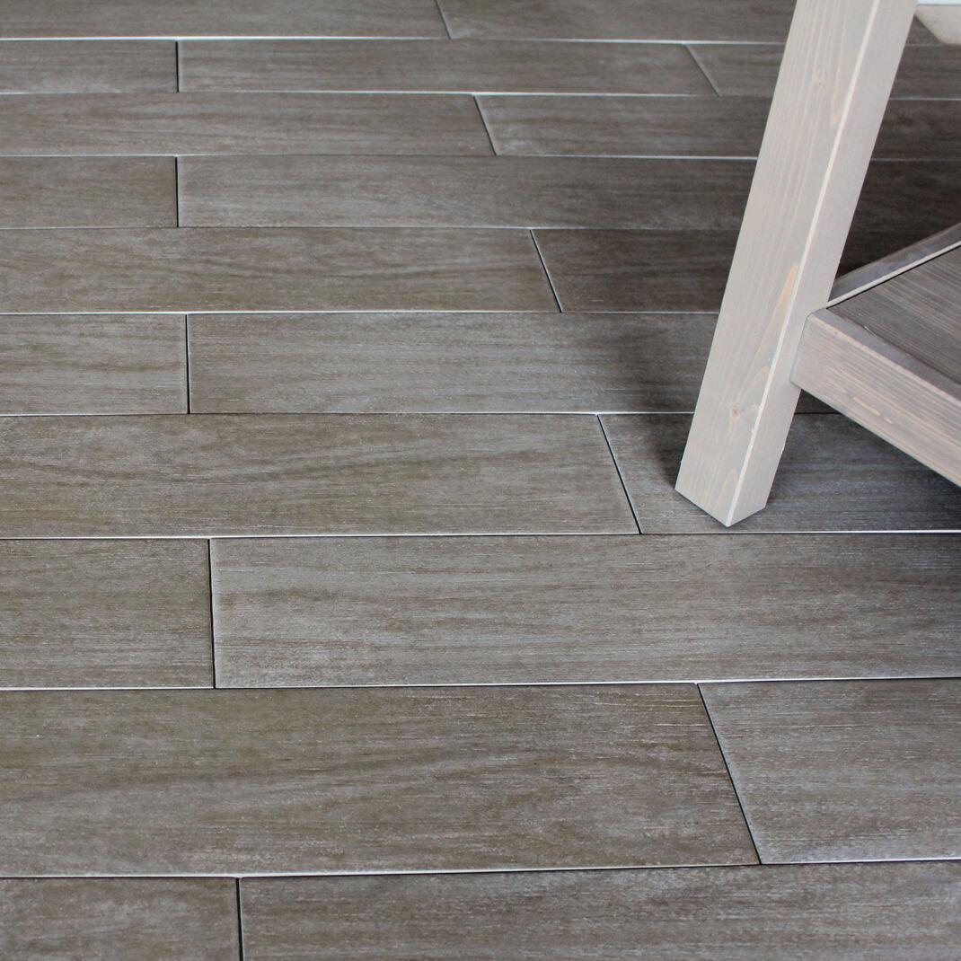 10x10cm Sample Of 56x14cm Wood Noce Wood Effect Porcelain Floor Tile Ebay