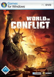 World In Conflict (dt.) (PC, 2007, DVD-B...