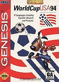 World Cup USA '94  (Genesis, 1994)