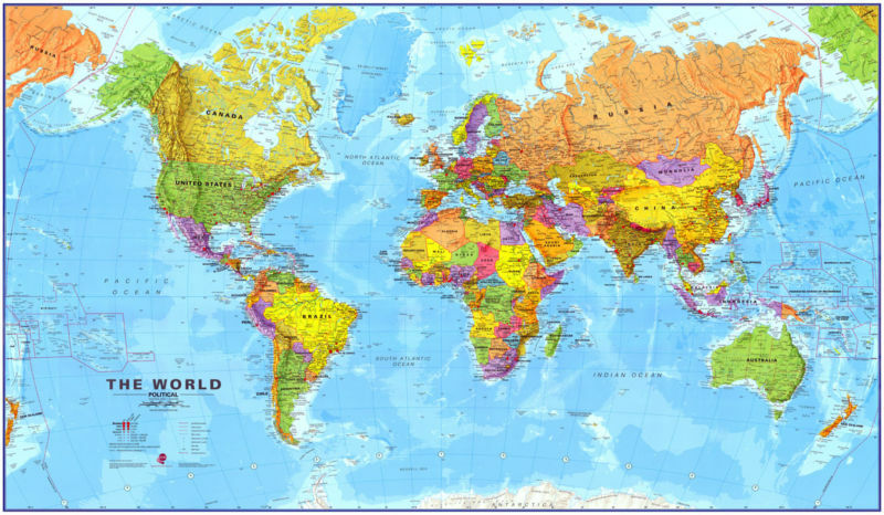 Giant World Map Mural Related Keywords Giant World Map Mural Long Tail Keyw