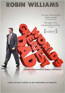 World's Greatest Dad (DVD, 2009)
