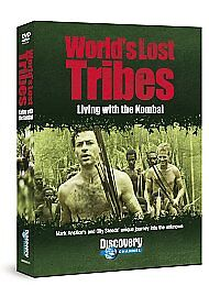 World's Lost Tribes (DVD, 2008, 4-Disc S...