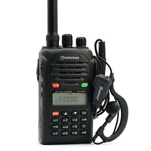 Wouxun-KG-UV2D-4M-2M-66-88-136-174-FM-76-108-MHz-Walkie-Talkie-BOS-PMR-Funkgeraet