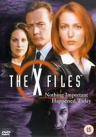 The X-Files - Nothing Important Happened...