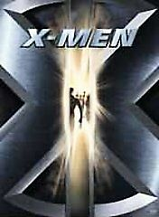 X-Men DVD, 2000, Sensormatic
