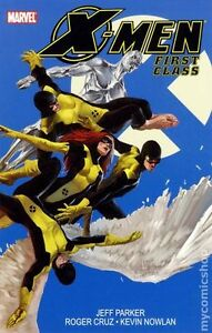 X-Men: First Class Comics