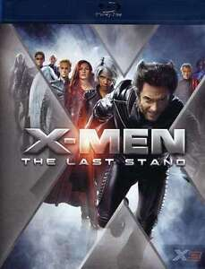 X-Men: The Last Stand (Blu-ray Disc, 200...