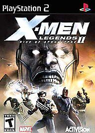X-Men Legends II: Rise of Apocalypse  (S...